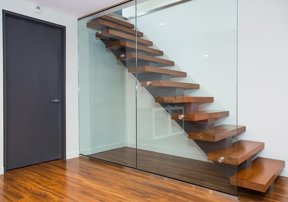 Galeria schody