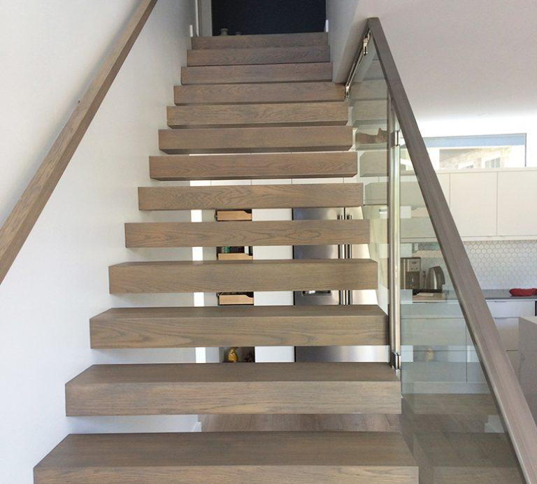 schody strunowe
