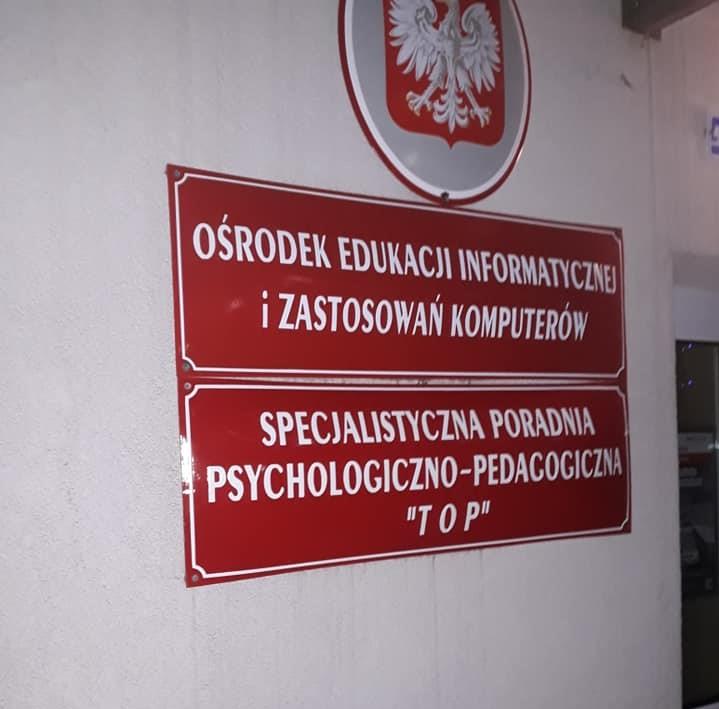 """Specjalistyczna Poradnia Psychologiczno-Pedagogiczna """"TOP"""""""