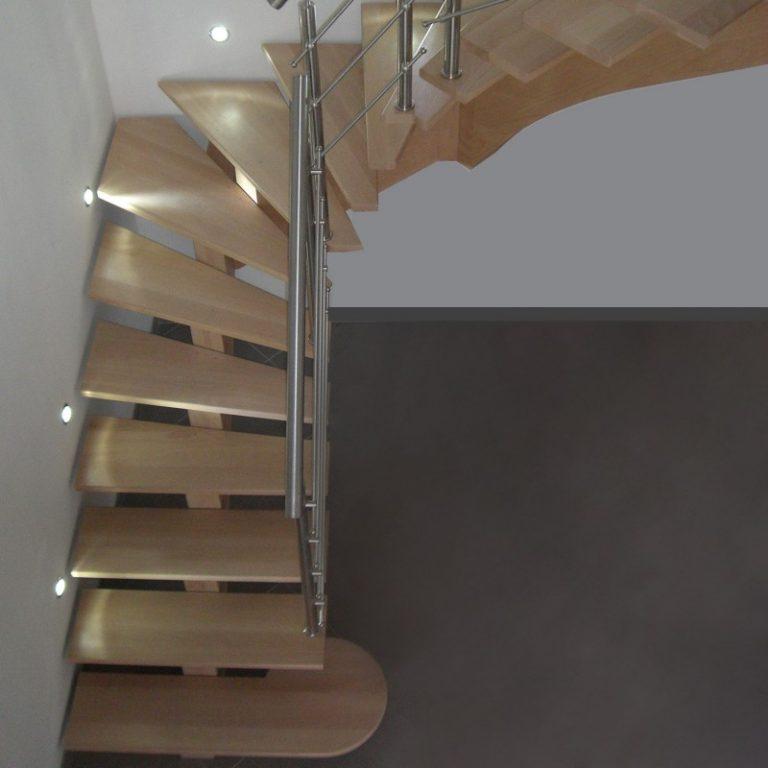 schody drewniane Warszawa Mokotów