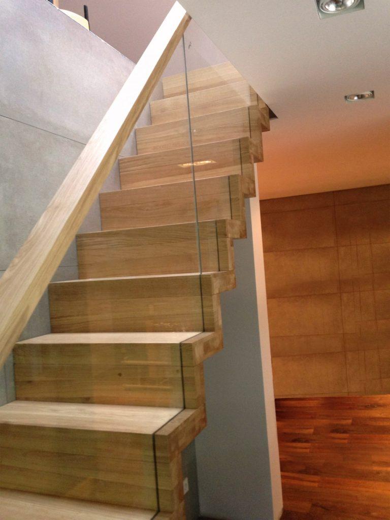 schody drewniane Warszawa Wilanów
