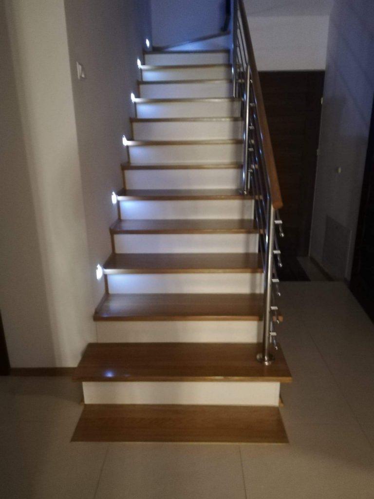 schody drewniane Warszawa Białołęka