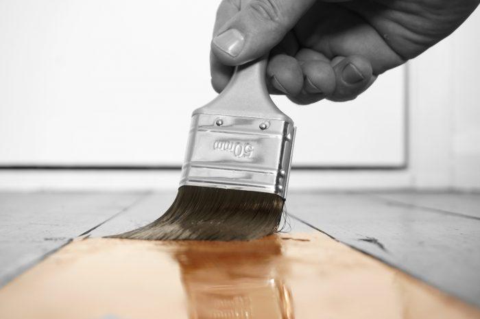 Konserwacja podłóg olejowanych