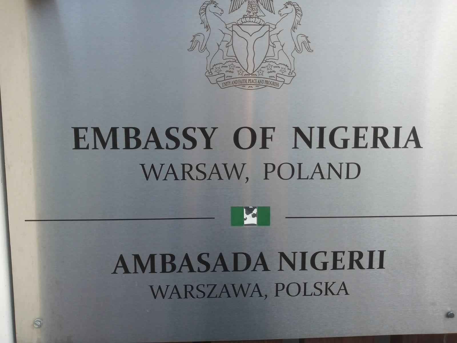 Ambasada Nigerii